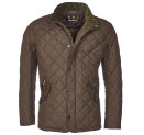 Barbour Chelsea Sportsquilt Olive