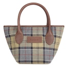 Barbour Tartan Tote Bag